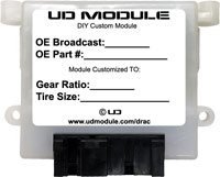 Reman Delco CBO DRAC Module VSSB Module Buffer Tested Chevy GMC TBI /& Diesel